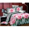 100% Cotton 3D Design Bedsheet Set
