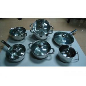 12pcs Cookware Set Stock