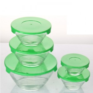 5pcs Bowl Set